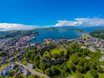 Head to the Islands from Oban