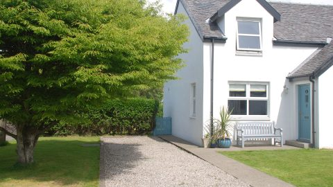 Rockpool Cottage near Oban